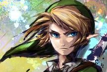 The Legend of Zelda / Almost everything Zelda related / by Nyx the Otaku