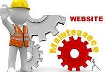Sites maintenance