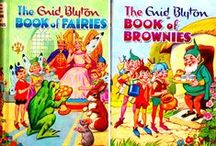 My most favourite books from childhood. / The most memorable kids books from my childhood that inspired me to become a writer.