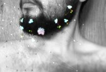 Beard. (Barbas) / Tipos y colores de barbas.  / by Carlos Hernandez