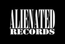 Alienated Records / Alienated Records Electronic music label based in italy - www.alienatedrecords.com