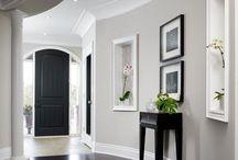 Casa: Corredor - Hallway
