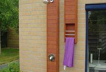 Casa: Chuveirão - Pool shower