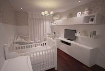 Casa: Quarto do bebê - Babyroom