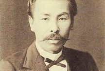 Japanese BowTie Men History 蝶ネクタイ 日本人