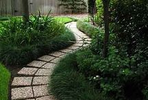 Casa: Jardim na área externa