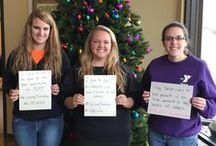 #GivingTuesday #UNselfies / We challenged staff to take a #GivingTuesday #UNselfie to show their support by illustrating how or why they give.  Shared @nwsymca on Facebook or Twitter. http://nwsymca.org/blog/givingtuesday/