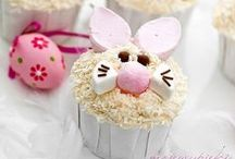 Easter recipes / Easter crafts and ideas, Easter dinner and dessert recipes, Easter egg decorations