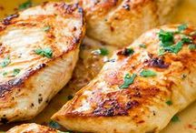 Chicken recipes / Healthy and delicious chicken recipes