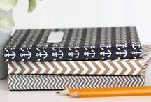 The Art of Bookmaking / DIY projects to help you make your own bookish work of art