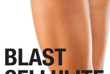 Cellulite / Tips, exercises & remedies for reducing the appearance of cellulite.