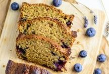 Bread recipes / Healthy veggie and fruit bread recipes