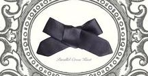 How to Tie a BowTie | 23 Knots 蝶ネクタイの結び方 / Presented by BowTie Specimens , designer Kenji Arai .