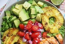 Salads / tasty and healthy salad recipes