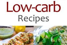 Low-Carb & Keto recipes / Low-carb recipes which fits in ketogenic diet