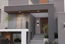 Arquitetura: Casa Contemporânea