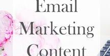 E-Mail Marketing / Very useful tips for E-Mail Marketing. #emal #emailmarketing