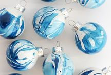 DIY Ornaments / Ornaments to make & give