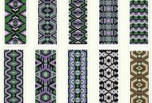 Bead Patterns / by Carol Moore