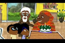 Videos / Episodes and clips from the African educational cartoon for children Bino and Fino.