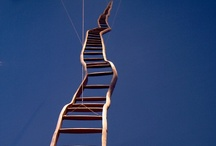 Stairs / by Nieves F. M.