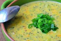 Cozy Soup Recipes