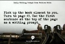 Writing Fun & Prompts