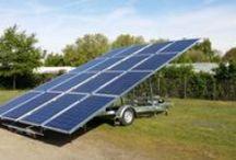 Solar Trailer / solar pump and off-Grid system