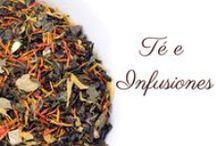 Te Aromas de Al Andalus / Té, Infusiones y Accesorios