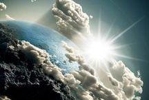 skies & space