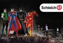 World's Greatest Superheroes / A collection of the greatest superheroes and villains including Batman, Superman, The Joker, Darkseid and more.