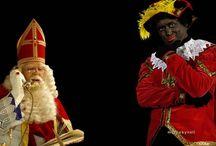 ☆ Sint en Piet / Hollands feest en traditie ●