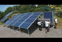 SOLAR POWER SOLUTIONS / With solar power we can change the world.