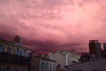 colorful sky / call it magic
