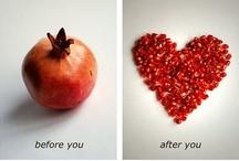 Pomegranate inspirations / by Baiba Beate