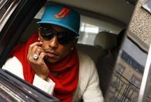 Pharrell & Stuff / by Baiba Beate