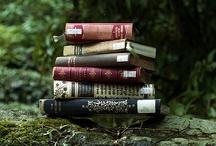 Books & Words / by Sharron Mize
