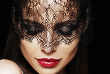 veil and mask / by elegantes75
