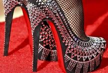 high heels shoes / by elegantes75