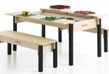 Speelmeubel / Speeltafelwinkel.nl Houten speelmeubels met opbergruimte. Altijd een opgeruimde kinderhoek.