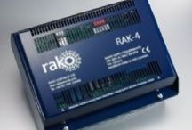 Rako Lighting / The complete range of Rako Lighting Home Automation Products: