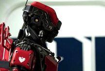 Robot-Mecha