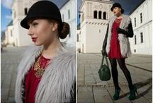 My fall winter style - Fashionistas / My style - They love fashion / by elegantes75