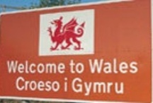 Cymru / my second favourite place on Earth / by Sue Brannlund