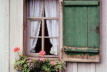 Mokille / ikkunoita, ovia / by Sari Virtanen