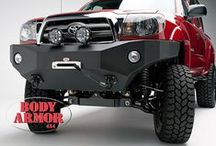 Tacoma Bumpers / Make your Toyota Tacoma stand out with bumpers from AllPro Off-Road, Demello, ARB, Fab Fours and more.  Visit our site for all options and feel free to call if you don't see what you need.  www.PureTacoma.com or 512.234.7873