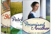 The Amish of Seymour series (Missouri) / Story boards for Patchwork Dreams, A Harvest of Hearts and Promised to Another