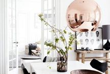 Interiors & Exteriors / Beautiful and amazing living spaces.
