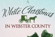 A White Christmas in Webster County / An Amish Christmas Romance. A White Christmas in Webster County.