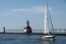 Michigan Lighthouses / Lighthouses I've seen - or want to see